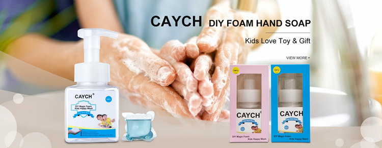 CAYCH Kids DIY bubble Toy hand soap - 1